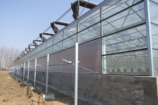 专业温室施工